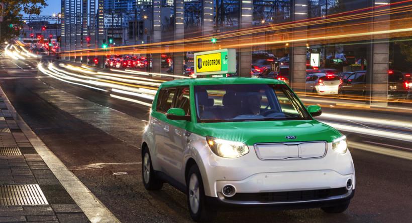 Montréal aura la première flotte de taxis électriques au Canada