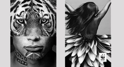WWF révèle l'animal en nous