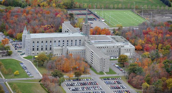 La première université carboneutre du Québec