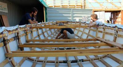 Jeunes Marins Urbains: des voiliers qui changent le monde