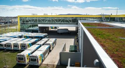 Stinson : « Un centre de transport unique en Amérique du Nord »