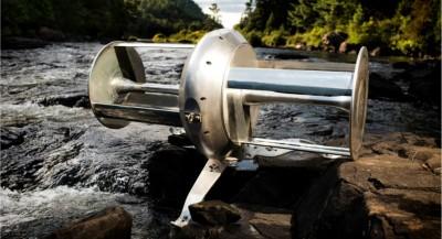 Denis Bastien: «Idénergie est le seul producteur d'hydrolienne en Amérique du Nord»