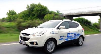 Hyundai lance sa voiture électrique à hydrogène au Québec