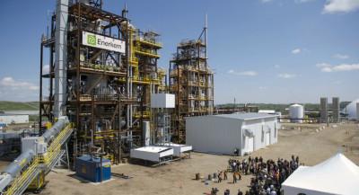 Enerkem : exporter un biocarburant à base de déchets